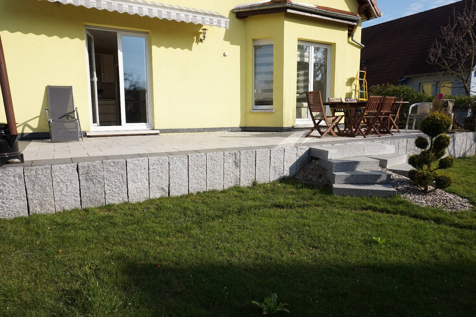 Vente strasbourg meinau neuhof maison familiale de 170m2 avec jardin - Maison jardin versailles strasbourg ...