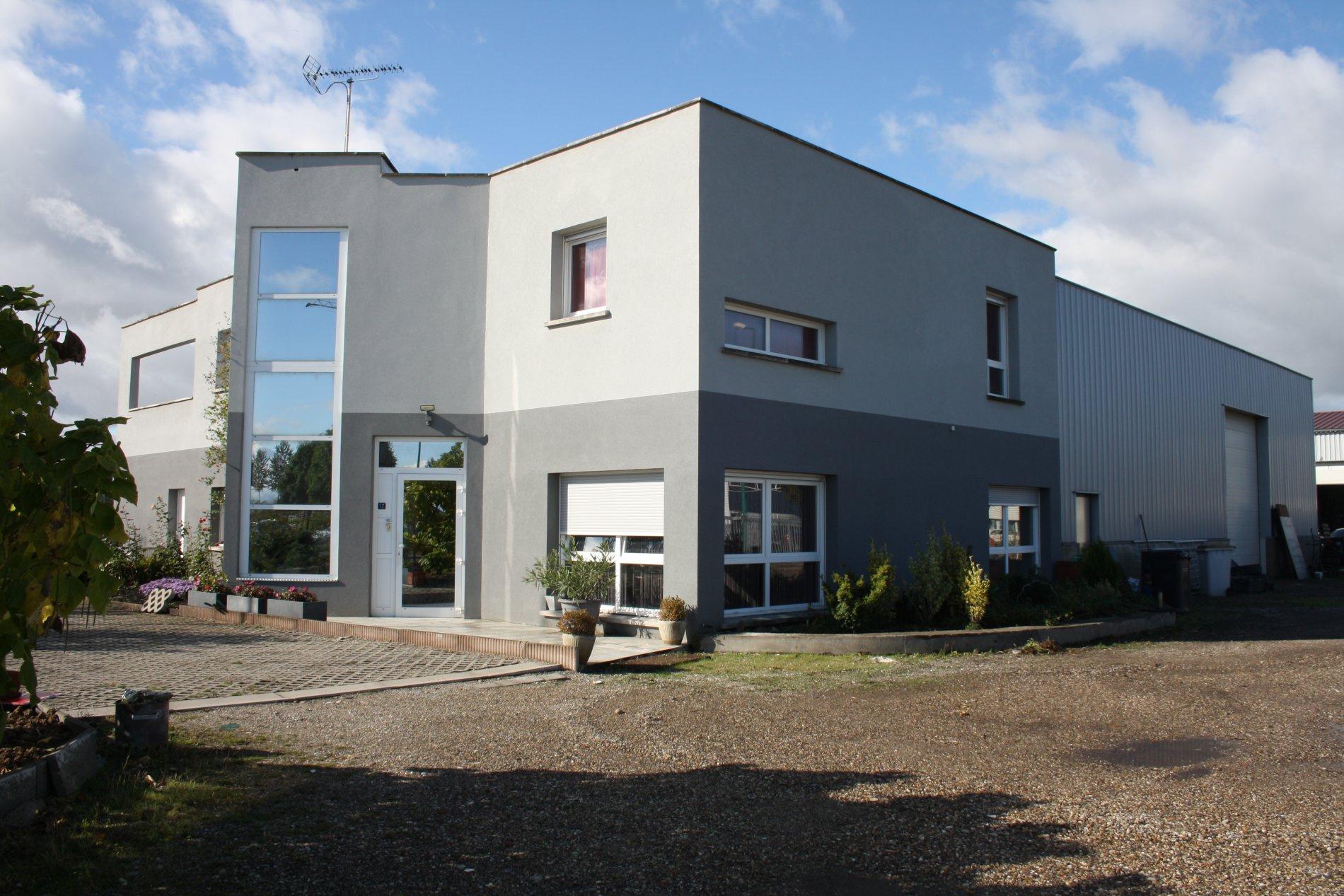 Vente habitation bureau local d 39 activite 24 a for Vente habitation